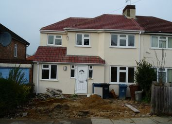 Thumbnail 6 bed semi-detached house to rent in Sefton Avenue, Harrow Weald