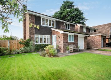 Thumbnail 3 bed detached house for sale in 57 Beggarmans Lane, Knutsford