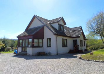 Thumbnail 4 bed detached house for sale in The Steadings, Auchterawe, Fort Augustus