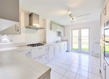 Thumbnail 4 bedroom detached house for sale in The Hedgerows, Willow Lake, Milton Keynes