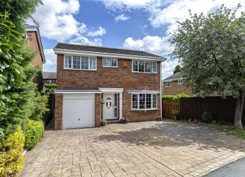 Thumbnail 4 bed detached house for sale in Castlegate Drive, Pontefract, West Yorkshire