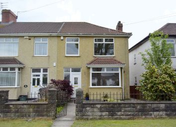 Thumbnail 3 bed terraced house for sale in Kingsway, Bristol