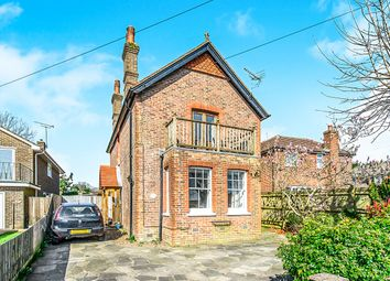 Thumbnail 4 bed detached house for sale in Beeches Road, Crowborough