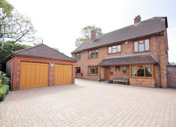 Thumbnail 5 bed detached house for sale in Drift Road, Wallington, Fareham