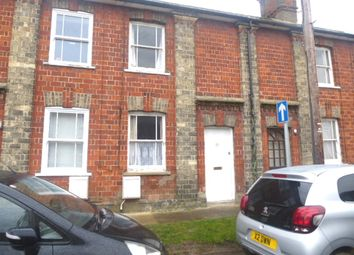 Thumbnail 2 bedroom terraced house for sale in Back Street, Ashwell, Baldock