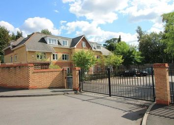 Thumbnail 2 bed flat for sale in Badgers Copse, Camberley, Surrey