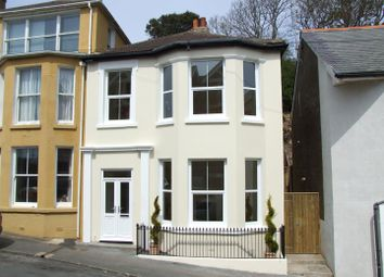 Thumbnail 3 bed property for sale in The Crescent, Sandgate, Folkestone