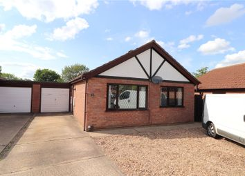 Thumbnail 2 bed bungalow for sale in Regents Park Close, North Hykeham, Lincoln