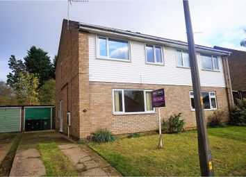 Thumbnail 3 bed semi-detached house for sale in Glenarm Crescent, Lincoln