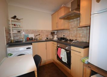 Thumbnail 1 bed flat to rent in North Birkbeck Road, London