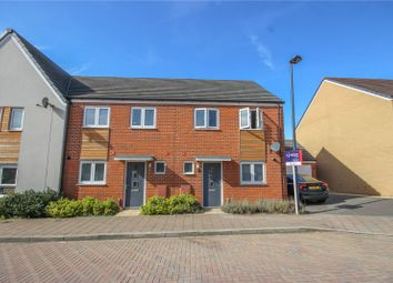 Thumbnail 3 bed end terrace house to rent in Buckleys Road, Charlton Hayes, Bristol