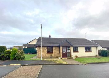 Thumbnail 3 bed detached bungalow for sale in Heritage Park, Haverfordwest
