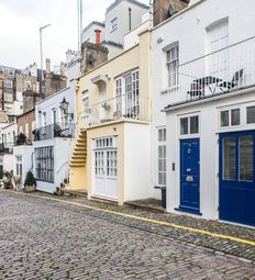 2 bed terraced house to rent in Queensberry Mews West, London SW7
