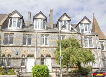 Thumbnail 2 bed flat for sale in Western College Road, Mannamead, Plymouth