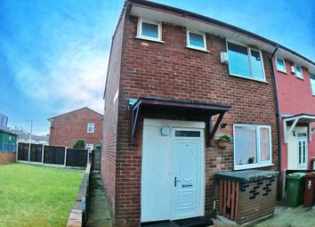 Thumbnail 3 bed semi-detached house for sale in Saltford Avenue, Manchester