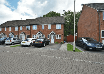 Thumbnail 2 bed terraced house for sale in Jersey Drive, Wokingham, Berkshire