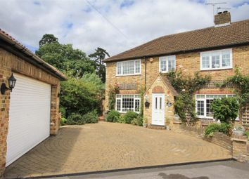 Thumbnail 4 bed semi-detached house for sale in Oxford Road, Denham, Uxbridge