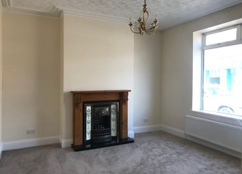Thumbnail 4 bed terraced house to rent in Station Road, Ashington