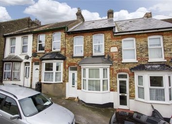 Thumbnail 2 bed terraced house to rent in Florence Road, Ramsgate