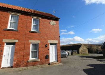 Thumbnail 2 bed semi-detached house for sale in Castle Close, Castleton, Whitby