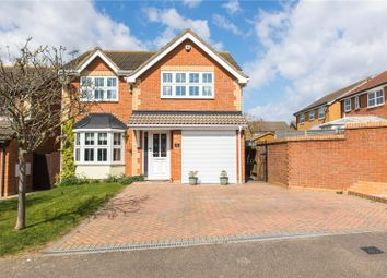 Michael Gardens, Shorne West, Gravesend, Kent DA12. 4 bed detached house for sale