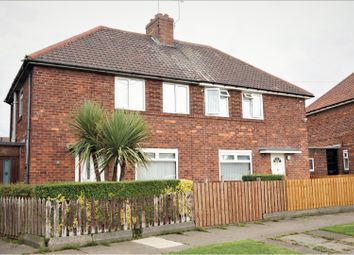 Thumbnail 2 bed semi-detached house for sale in Ringwood Road, Middlesbrough