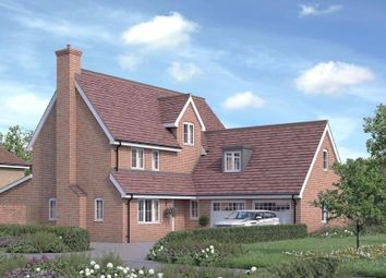 Thumbnail 5 bed detached house for sale in The Mulberry, Runwell Road, Runwell, Essex