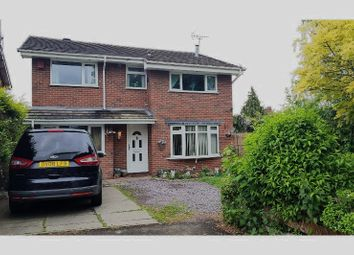 Thumbnail 5 bed detached house for sale in Glaisdale Close, Wistaston
