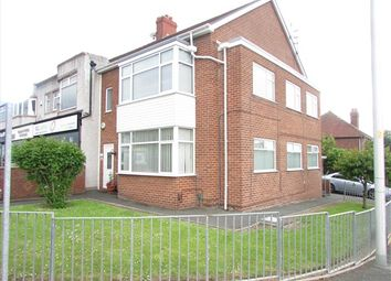 Thumbnail 2 bedroom flat for sale in Grange Road, Blackpool