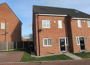 Thumbnail 3 bedroom semi-detached house for sale in The Dards, Cudworth, Barnsley