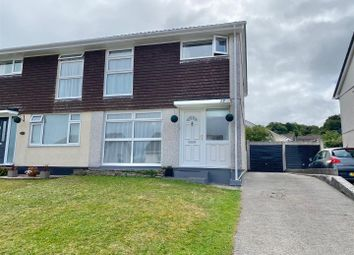 3 bed semi-detached house for sale in Holcombe Drive, Plymstock, Plymouth PL9