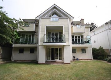 Thumbnail 4 bed town house for sale in Sandbanks, Panorama Road, Poole