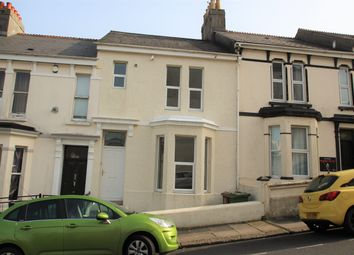 Thumbnail 4 bed terraced house for sale in Southern Terrace, Mutely, Plymouth