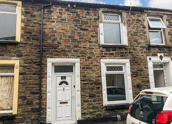 Thumbnail 2 bed terraced house for sale in Crythan Road, Neath, Neath Port Talbot.
