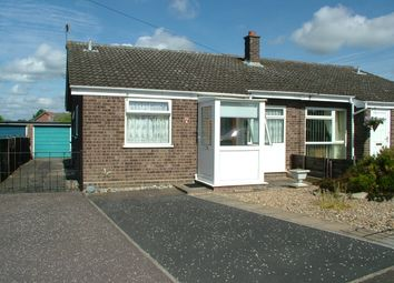 Thumbnail 3 bed semi-detached bungalow for sale in St. Michaels Road, Long Stratton, Norwich