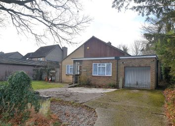 Thumbnail 3 bedroom detached bungalow to rent in Southdown Road, Tadley, Hampshire