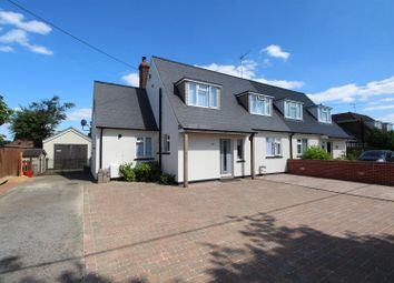 Thumbnail 3 bed semi-detached house for sale in Edmonton Road, Kesgrave, Ipswich
