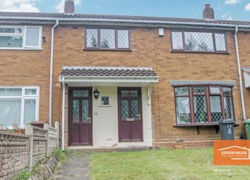 Thumbnail 3 bed terraced house to rent in Grange Crescent, Rushall, Walsall