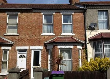 Thumbnail 3 bed terraced house to rent in Penfold Road, Folkestone, Kent
