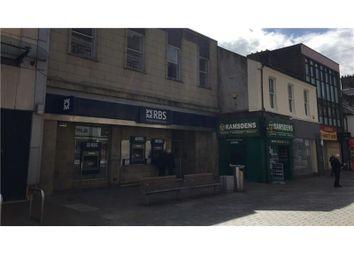 Thumbnail Retail premises to let in Royal Bank Of Scotland- Former, 92, High Street, Kirkcaldy, Fife, Scotland