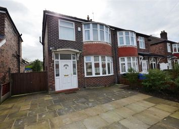 Thumbnail 3 bed semi-detached house to rent in Brassington Road, Heaton Mersey, Stockport, Cheshire