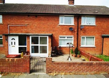 Thumbnail 2 bed terraced house to rent in Renwick Walk, Morpeth