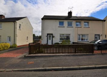 Thumbnail 3 bed semi-detached house for sale in Kent Road, Alloa