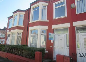 3 bed terraced house for sale in Cornice Road, Liverpool L13