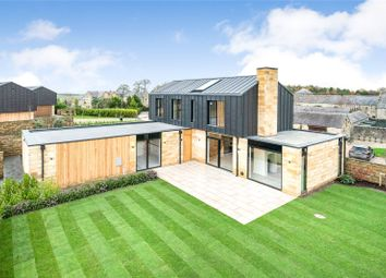 Thumbnail 4 bed detached house for sale in Moor Park, Beckwithshaw, Harrogate, North Yorkshire