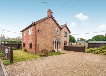 Thumbnail 4 bed detached house for sale in Main Street, Gedney Dyke, Spalding