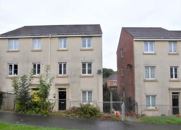 Thumbnail 4 bed town house for sale in Underwood Place, Brackla, Bridgend, Bridgend County.