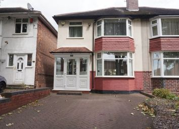 Thumbnail 3 bed semi-detached house for sale in Holly Lane, Erdington, Birmingham
