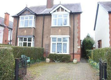 Thumbnail 2 bed semi-detached house for sale in Grove Road, Burbage, Hinckley