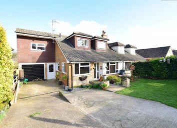 Thumbnail 4 bed semi-detached house for sale in Heathfield Way, Barham, Canterbury, Kent